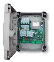 Automatic gates control board