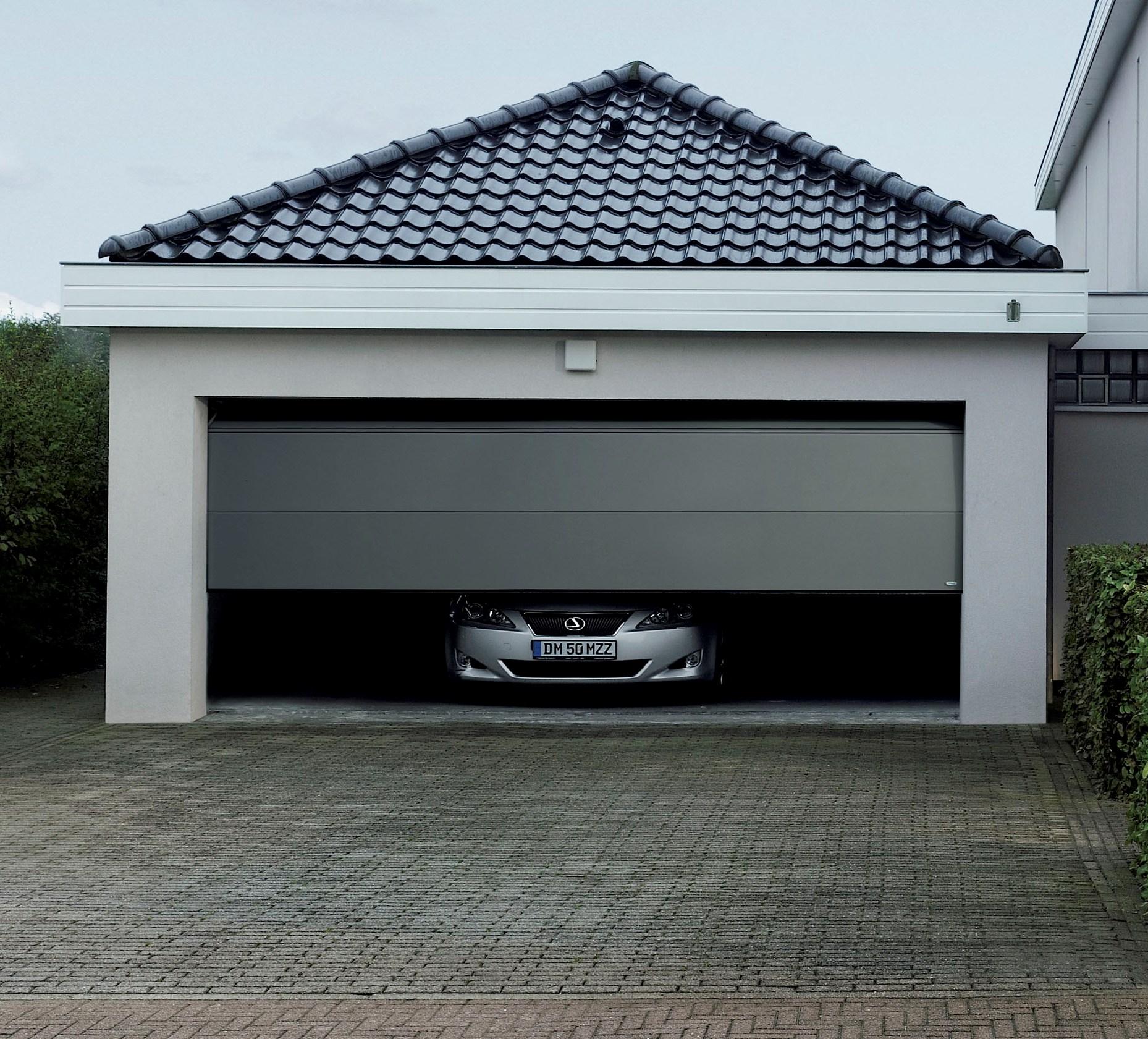 novoferm iso 45 flush lakes garage doors. Black Bedroom Furniture Sets. Home Design Ideas