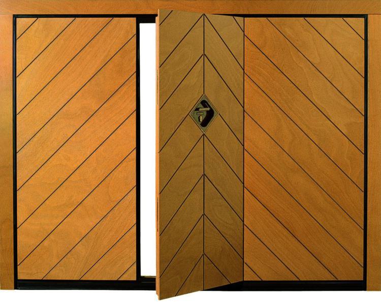 A Designer Garage Door And Front Door Is Available From Lakes Doors