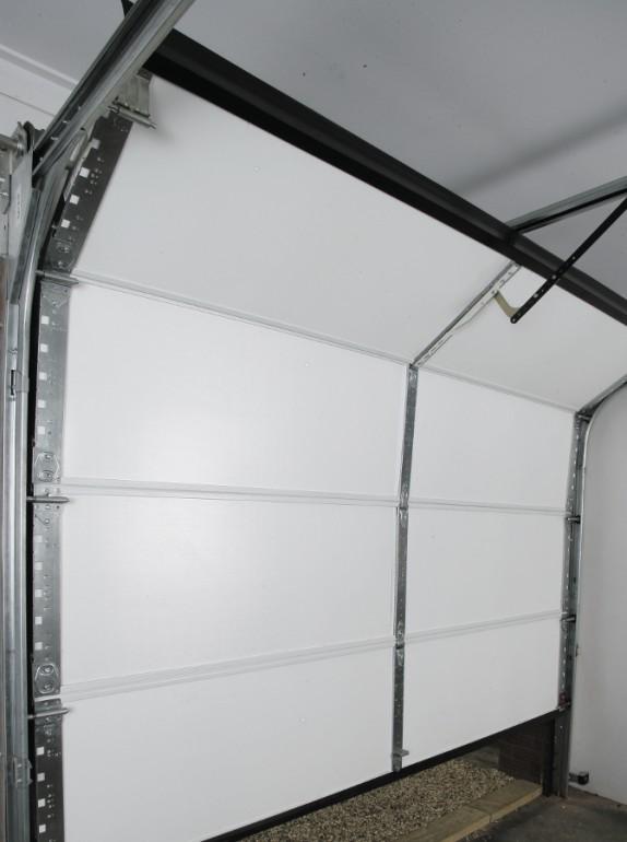 Garage Door Systems Sectional Internal View