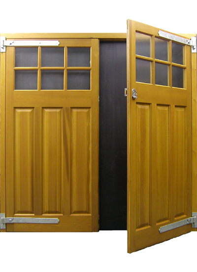 A New Side Hinged Garage Doors Traditional Or Modern From Lakes
