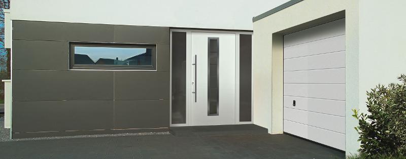 Garador Front Doors