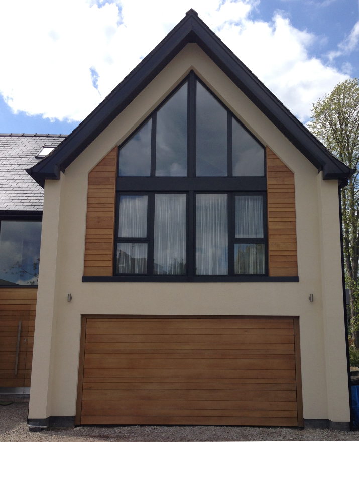 Your Bespoke Garage Doors Can Be Made To Your Design By Lakes Garage