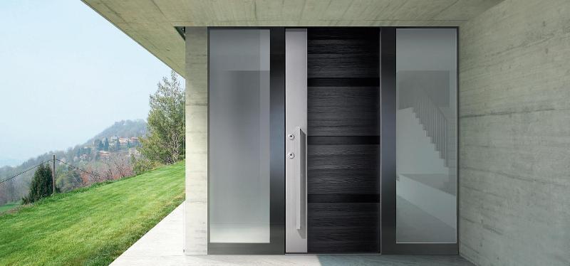 Silvelox Front Doors