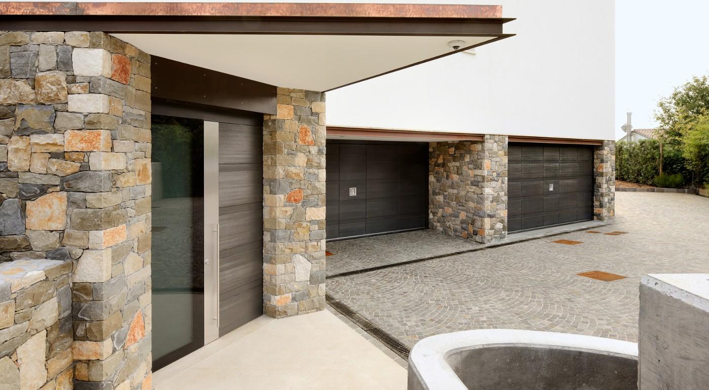 Silvelox frame garage door lakes doors for Height of garage door