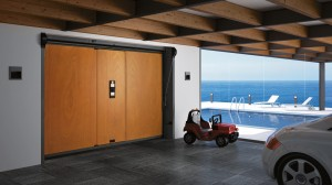 Silvelox Garage Door Inside