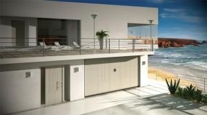 Silvelox ARA Garage & Front Doors