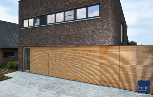 L-Door Nature Line STL Plato Wood