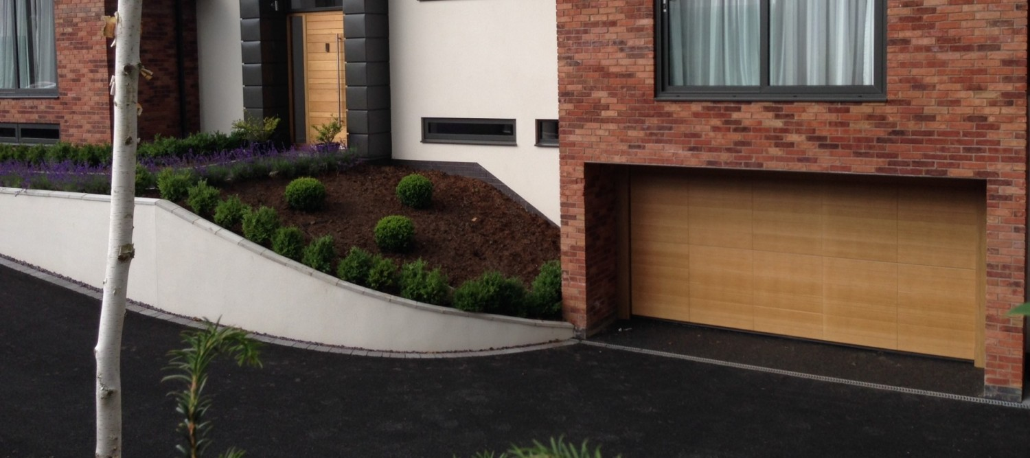Silvelox Garage Doors Cheshire