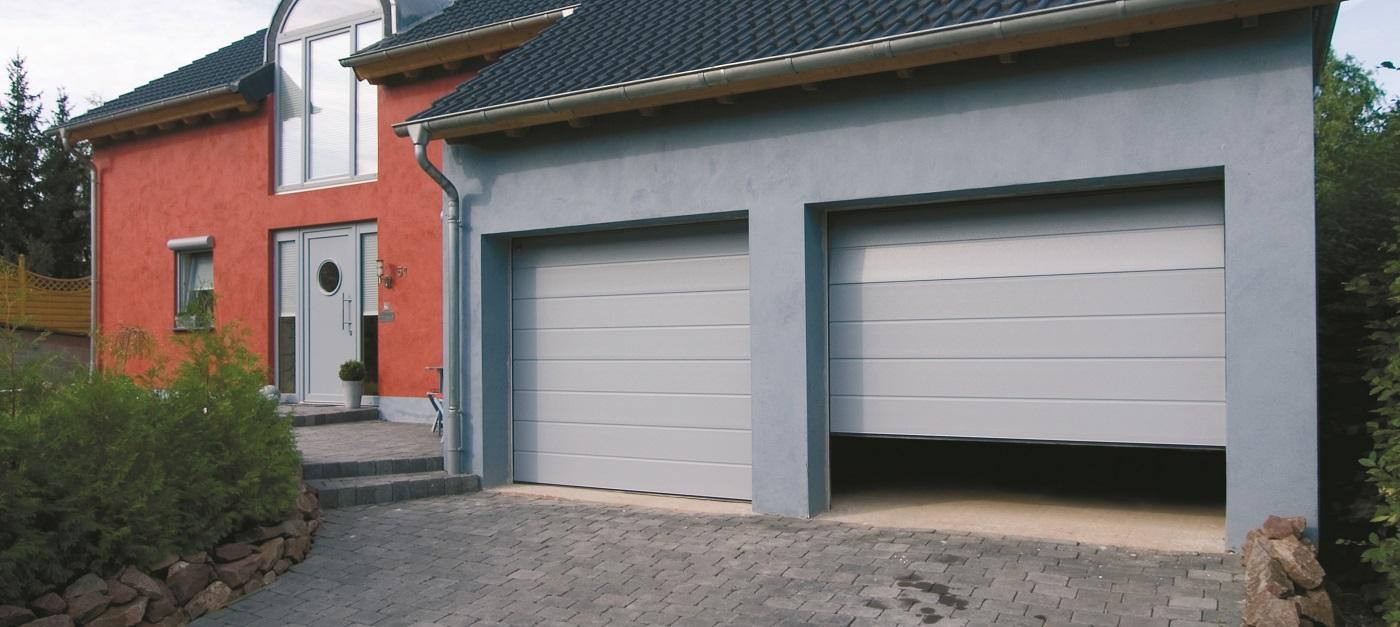 Carteck GSW 40-L Centre Ribbed window grey