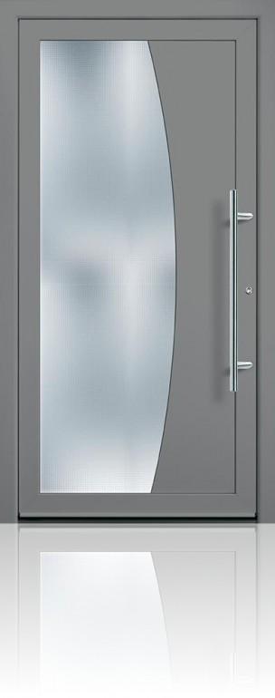 Groke 12870 grey aluminium