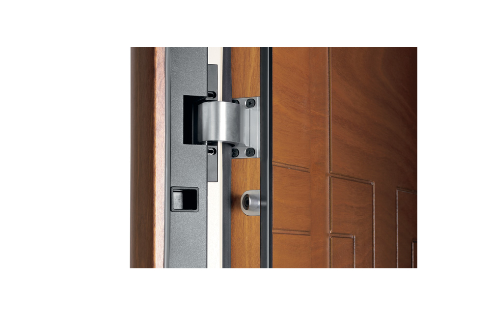 Silvelox Front Door Hidden Hinge