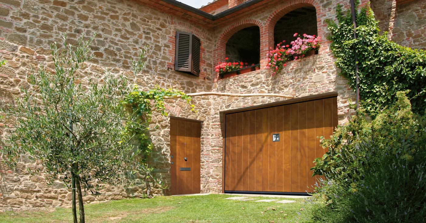 Silvelox VIP Garage & Front Doors