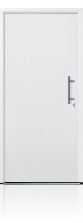 Garador FGS 010 white door