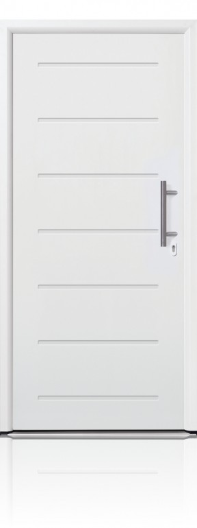 Garador FGS 015 white door