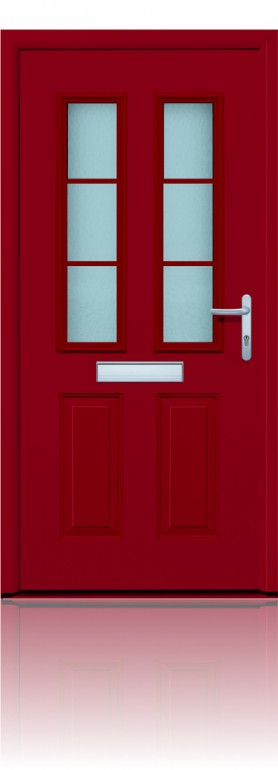 Garador FGS 400 Red Door