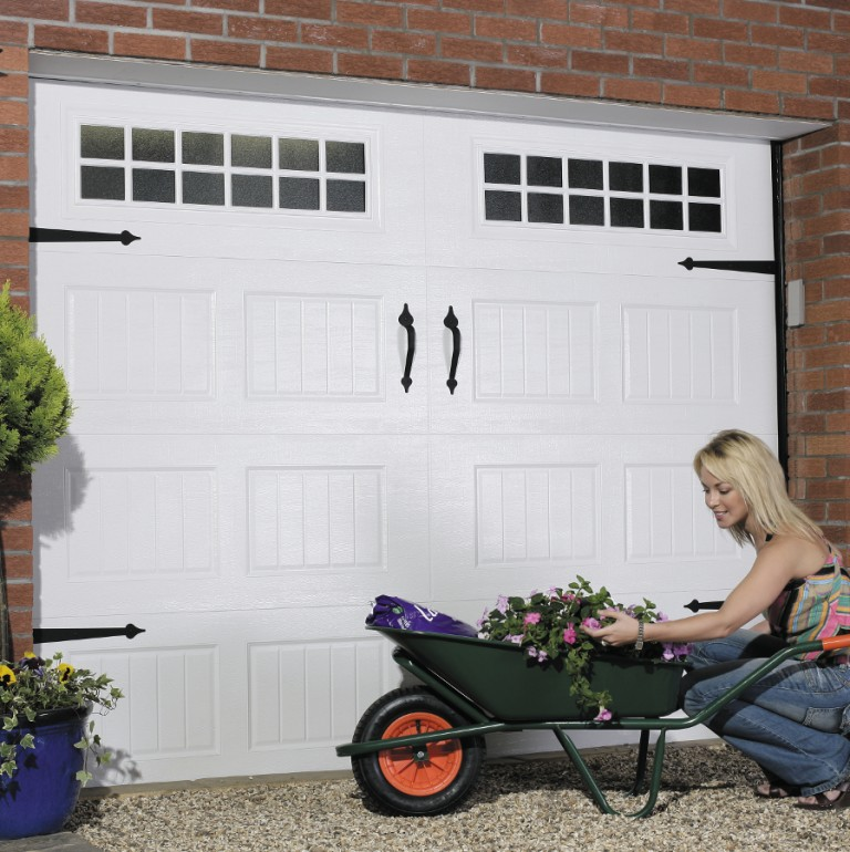 Garage Door System Coach House
