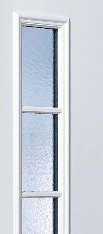 Garador FGS 400 Hammered Glazing