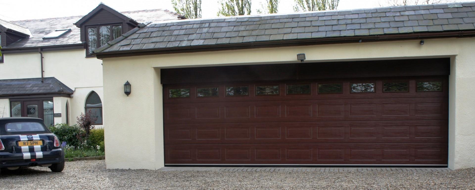 Garage Doors Preston