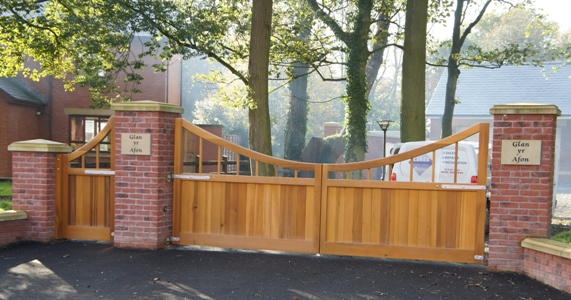 Electric Gates Lancashire
