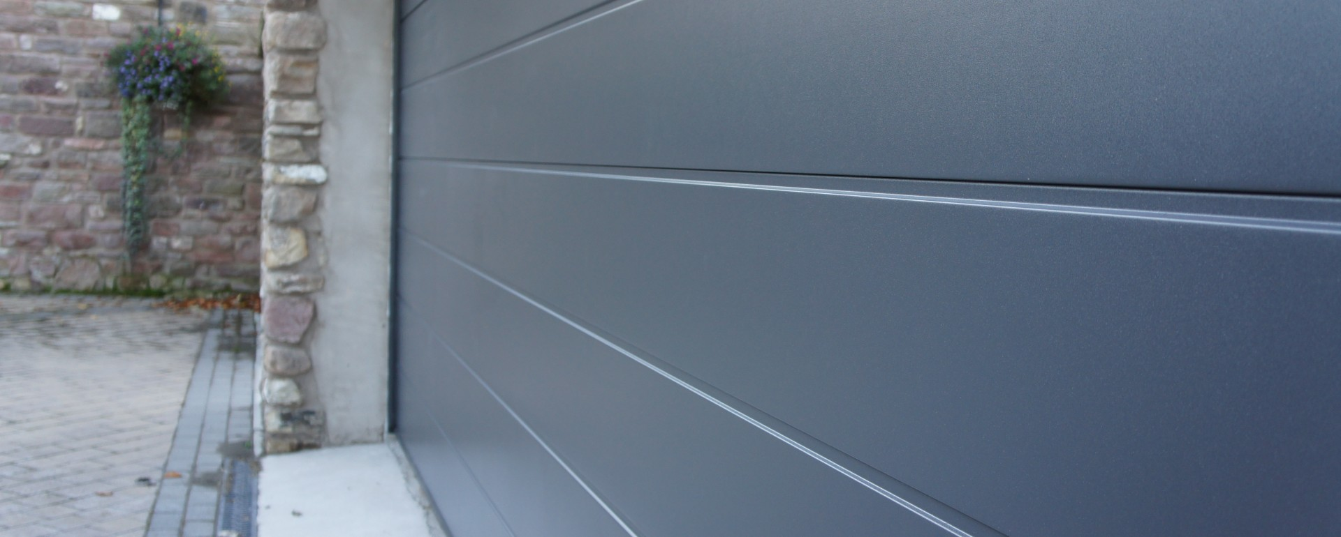 Garador Titan Metallic Garage Doors Cumbria