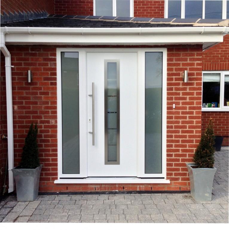 Front Doors Lancashire