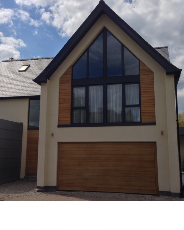 Oak Garage Doors Cheshire