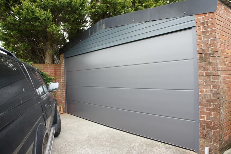 Sectional Garage Doors Lancaster