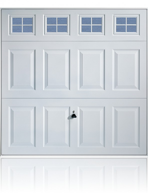 Garador Beaumont Windows Traffic White