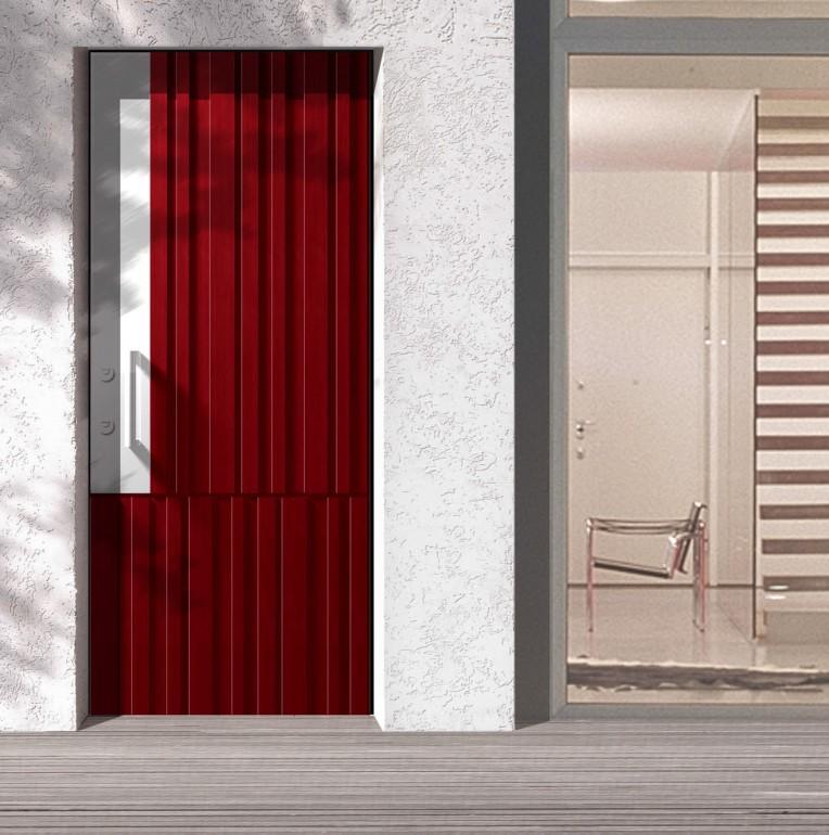 Silvelox Ritz Matrix 3 in Red