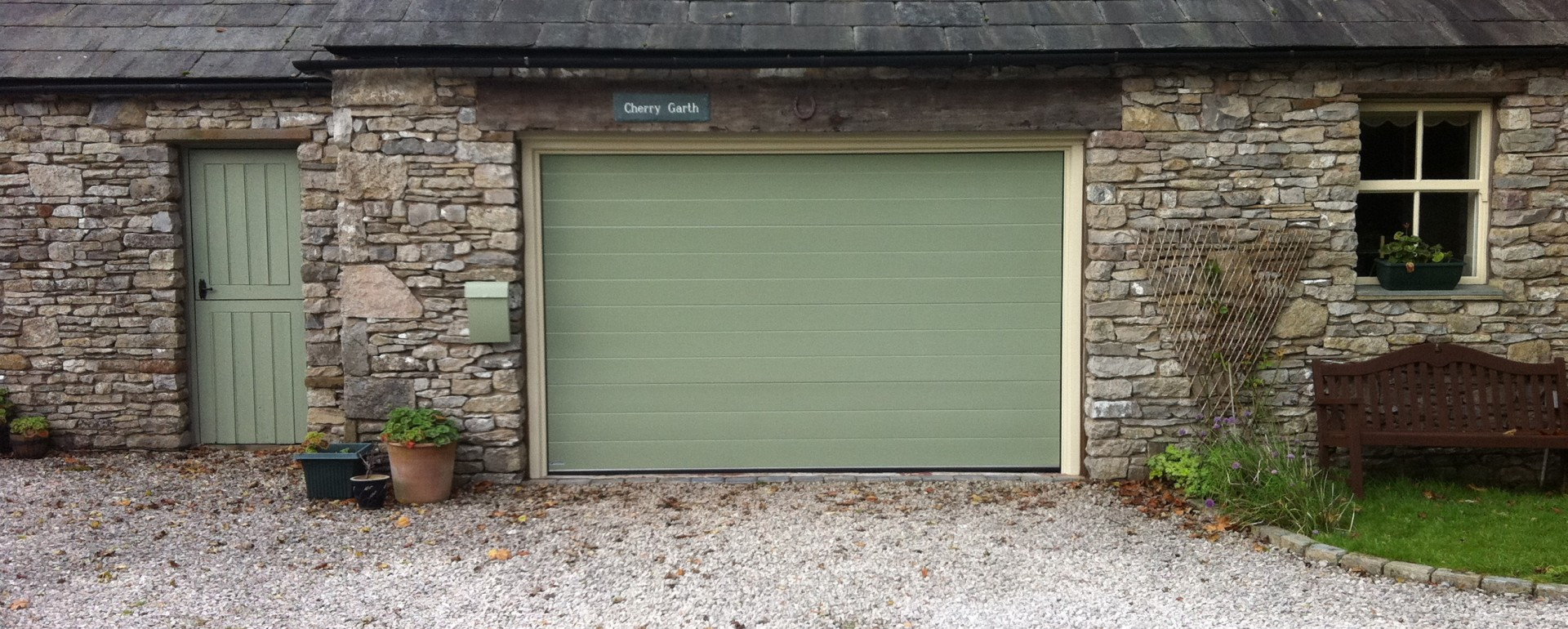 Garage Doors Lake District