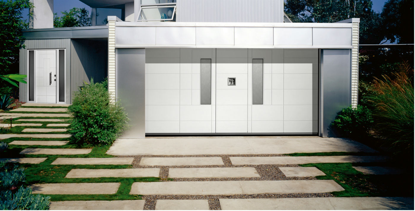Silvelox Ara Garage Door