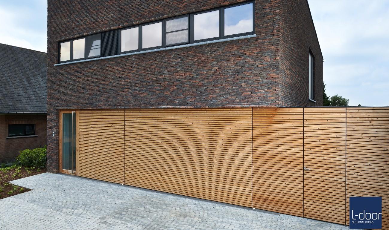 L-Door Nature Line STL Plato Wood