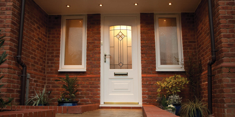 Rockdoor Composite Front Doors