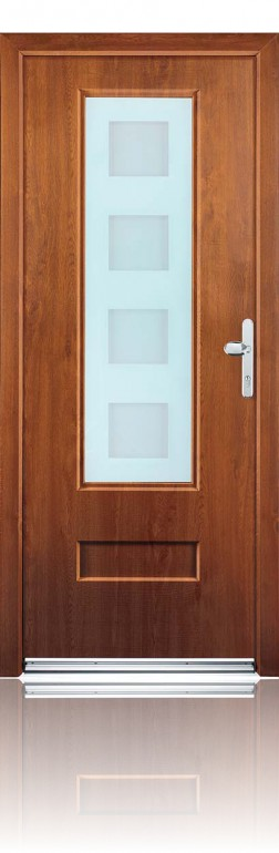 Rockdoor Vogue in Light Oak