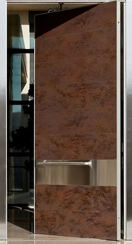 Oikos Synua Ceramic Front Door Lakes Doors